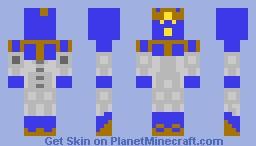 chop chop Minecraft Skin