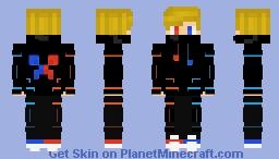 i m p u l s e . e f f e c t Minecraft Skin