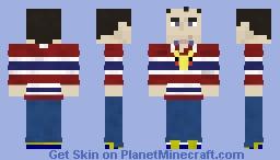 Christian W. Chandler Minecraft Skin
