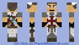 templar Minecraft Skin