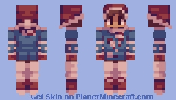 Hqtuember Day 1 Minecraft Skin