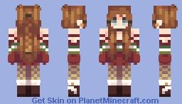 chriissttmmaassssuuuu Minecraft Skin