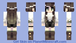 winter solstice Minecraft Skin