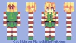 first time using PMCSkin3D! // + speedpaint Minecraft Skin