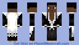 Cib21- Soul Society Captain 0 Minecraft Skin