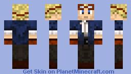 Cid Highwind Minecraft Skin