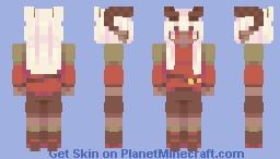 『 아침해가 』 citylove ꒱꒱ Minecraft Skin