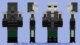 Civil Protection Officer Minecraft Skin