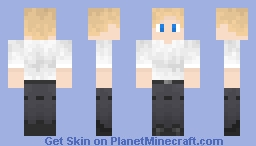 Civilian No.1 Minecraft Skin