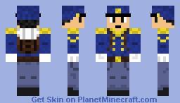 civil war officer (Union) Minecraft Skin