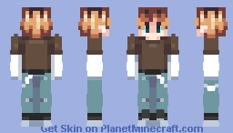 E-Boy! | Commission for a Friend Minecraft Skin