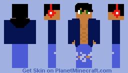 classic dood Minecraft Skin
