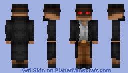 Blood - Caleb [Alt in Desc] Minecraft Skin