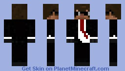 Conan3D Skin Two Minecraft Skin