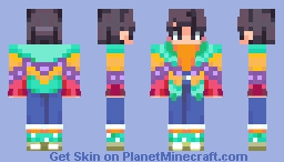 [💿] Clemens Minecraft Skin