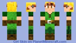Clink Minecraft Skin