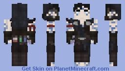Senrith the Artificer Minecraft Skin