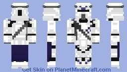 Sharpshooter Clone BF2 (2005) Minecraft Skin
