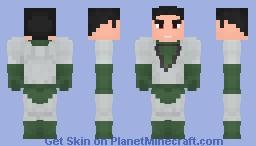 "Captain Marvel - William ""Billy"" Mar-Vell - Amalgam Comics Minecraft Skin"