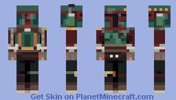 Cobb Vanth Minecraft Skin