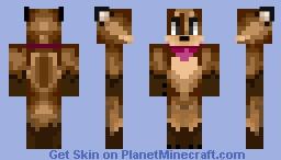 CobDog Classic (requested by Fuguncrack) Minecraft Skin