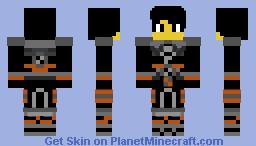 Cole (Legacy Fusion Armour) Minecraft Skin