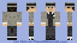 Cole Phelps MC Skin Minecraft Skin