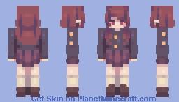 ♂college boy♂ (но это же girl?) Minecraft Skin
