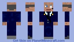 Colonel Klink(hogans Heroes) Minecraft Skin