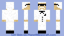 Colonel Sanders Minecraft Skin
