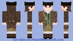 Colonial Minuteman - American Revolution | The History of War (UNITED STATES) Minecraft Skin