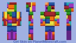 The Bricks Minecraft Skin