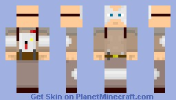 Combat engineer Minecraft Skin