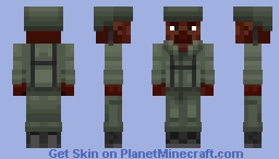 Army Soldier Minecraft Skin