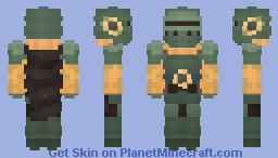 Commission #4 Minecraft Skin