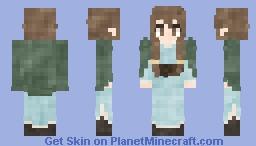 ℝ𝕙𝕠 — Layered Braids Minecraft Skin