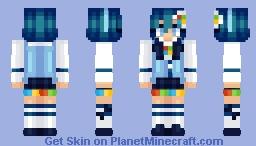 Nanami Madobe - Commission Minecraft Skin