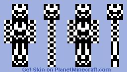 Complex Minecraft Skin