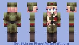 Comrade Minecraft Skin