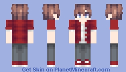 The old me Minecraft Skin