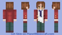 Kiyotaka Ayanokōji | Classroom of the Elite Minecraft Skin
