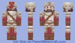 Conquistador Minecraft Skin
