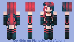 | Oh, Ho. Yes Me! | ~* Marma *~ Second Persona Minecraft Skin