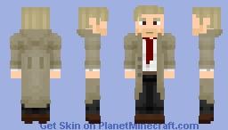 John Constantine   DC Comics Minecraft Skin