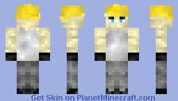 construction worker-edited Minecraft Skin