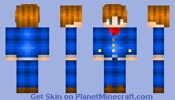 cookieMVM Minecraft Skin