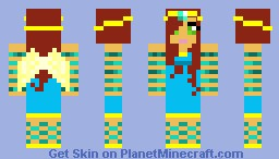 Aether Princess Minecraft