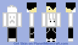 Cool dude (my version) Minecraft Skin