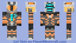 Dead Space Minecraft Skin