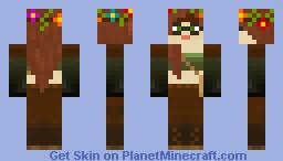 Corruption1 Minecraft Skin